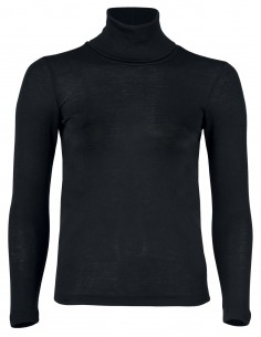 T-Shirt Col Montant Homme...