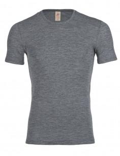 T-Shirt Homme Laine Mérinos...